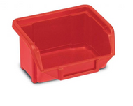 Terry Plastics T/PTE110 - TE110 Red Ecobox W109 x D100 x H53mm