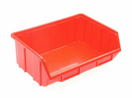 Terry Plastics T/PTE111 - TE111 Red Ecobox W111 x D168 x H76mm