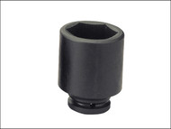 Teng TEN920627 - Deep Impact Socket Hexagon 6 Point 1/2in Drive 27mm