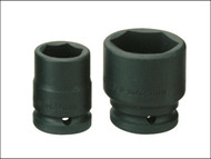 Teng TEN940519 - Impact Socket Hexagon 6 Point 3/4in Drive 19mm