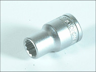 Teng TENM120128 - Bi-Hexagon Socket 12 Point Regular A/F 1/2in Drive 7/8in