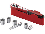 Teng TENM1212N1 - M1212N1 Basic Socket Set of 12 1/2in Drive