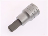 Teng TENM121517C - Hexagon S2 Socket Bit 1/2in Drive 17mm