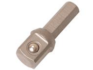 Teng TENM380037 - Socket Adaptor 3/8in Male Hex