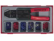 Teng TENTTCP121 - TTCP121 121 Piece Crimping Tool Set