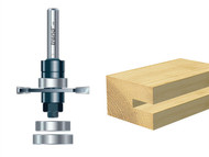 Trend TRE34212TC - 342 x 1/2 TCT Bearing Guided Biscuit Jointer 4.0 x 40mm