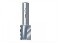 Trend TRE42412TC - 4/24 x 1/2 TCT Two Flute Cutter 15.9mm x 63mm