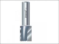 Trend TRE4612TC - 4/6 x 1/2 TCT Two Flute Cutter 20.0mm x 25mm