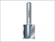 Trend TRE4614TC - 4/6 x 1/4 TCT Two Flute Cutter 20.0mm x 25mm