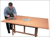 Trend TREELLIPSE - Ellipse & Circle Cutting Jig Ellipse J/A