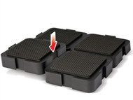 Trend TRELOCBLK - Loc/blk/pk1 Loc Block Support Pack (Anti-Slip)