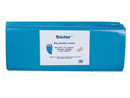 Tristar TRILBS203 - Blue Builders Sacks (100) 20 x 30in