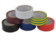 Unibond UNI1415390 - Electrical Tape (6 Colour Pack) 19mm x 3.5m