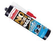 Unibond UNI1427383 - No More Nails Waterproof Interior / Exterior - Solvent Free 300ml