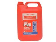 Unibond UNI1448672 - Super PVA 5 Litre