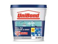 Unibond UNI1616660 - Tile On Walls Anti-Mould Ready Mix Adhesive & Grout Large