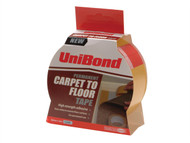 Unibond UNI1667748 - Carpet Tape Permanent 50mm x 10m