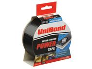 Unibond UNI1668019 - Powertape Black 50mm x 25m