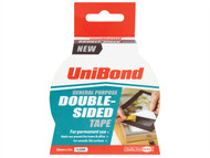 Unibond UNI1668253 - Double Sided Tape 38mm x 5m