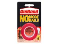Unibond UNI781746 - No More Nails Roll Interior / Exterior 19mm x 1.5m