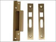 UNION UNNJ2200R05P - StrongBOLT 2200 Mortice Sashlock Rebate Kit 13mm Satin Brass Box