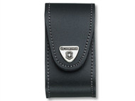 Victorinox VIC4052130 - Black Leather Belt Pouch (5-8 Layer)