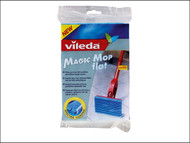 Vileda VIL110620 - Magic Mop Flat Head Refill