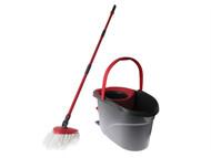Vileda VIL141084 - Spin Mop & Bucket Easywring & Clean