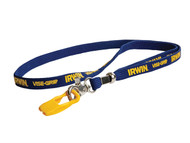 IRWIN Vise-Grip VIS1950511 - Performance Lanyard With Clip