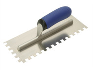 Vitrex VIT102909 - Professional Notched Adhesive Trowel 10mm Stainless Steel 11in x 4.1/2in