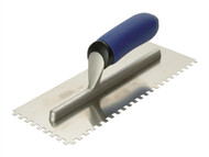 Vitrex VIT102957 - Professional Notched Adhesive Trowel 6mm Stainless Steel 11in x 4.1/2in