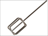 Vitrex VIT102967 - Heavy-Duty Professional Steel Mixing Paddle 125mm