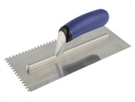 Vitrex VIT102970 - Professional Notched Adhesive Trowel 4mm Stainless Steel 11in x 4.1/2in