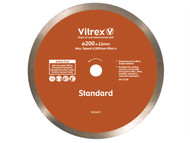 Vitrex VIT103411 - Diamond Blade Standard 200mm