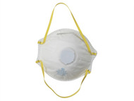 Vitrex VIT331031 - Sanding & Loft Insulation Premium Valved Moulded Mask FFP1