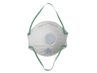 Vitrex VIT331051 - Premium Multipurpose Valved Moulded Mask FFP3