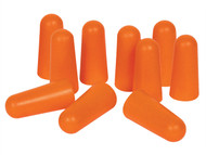 Vitrex VIT333140 - Tapered Disposable Earplugs (5 Pairs)
