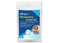 Vitrex VITLLS51000 - Long Leg Spacer 5mm Pack of 1000