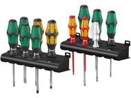 Wera WER051010 - Kraftform Plus XXL Artisan Screwdriver Set of 12 SL / PH / PZ