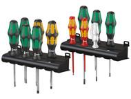 Wera WER051011 - Kraftform Plus XXL Artisan Screwdriver Set of 12 SL / PH / PZ / TX