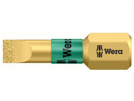 Wera WER056174 - 800/1 BDC BiTorsion Slotted Bit 5.5mm Diamond Coated 25mm Pack 10