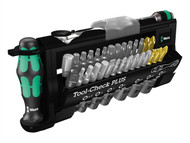 Wera WER056490 - Tool-Check Plus Tool Set of 39 1/4in Drive