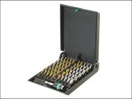 Wera WER057123 - Bit-Safe 8651/55/67/889-60 TZ Extra Tough Bits SL Hex PH PZ Torx