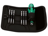 Wera WER059298 - Kompakt 40 Screwdriver Bit Holding Set of 7