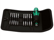 Wera WER059299 - Kraftform Kompakt 41 Screwdriver Bit Holding Set of 11