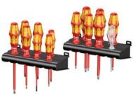 Wera WER105631 - Kraftform Plus Bigpack 100 VDE Screwdriver Set of 14 SL / PH / PZ / TX