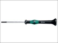 Wera WER118006 - Kraftform 2035 Micro Screwdriver Slotted Tip 2.0mm x 60mm