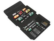 Wera WER135927 - Kraftform Kompakt SH 1 Plumbkit 19 Piece