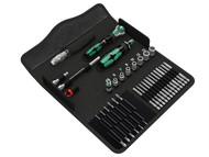 Wera WER135928 - Kraftform Kompakt H1 Metal Tool Set 39 Piece