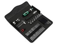 Wera WER135939 - Kraftform Kompakt H1 Wood Tool Set 41 Piece